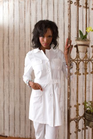 Geneva Lab Coat-