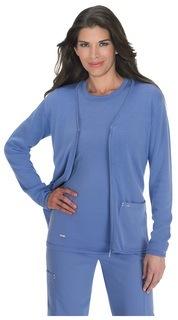 Fefe Sweater-koi Sapphire