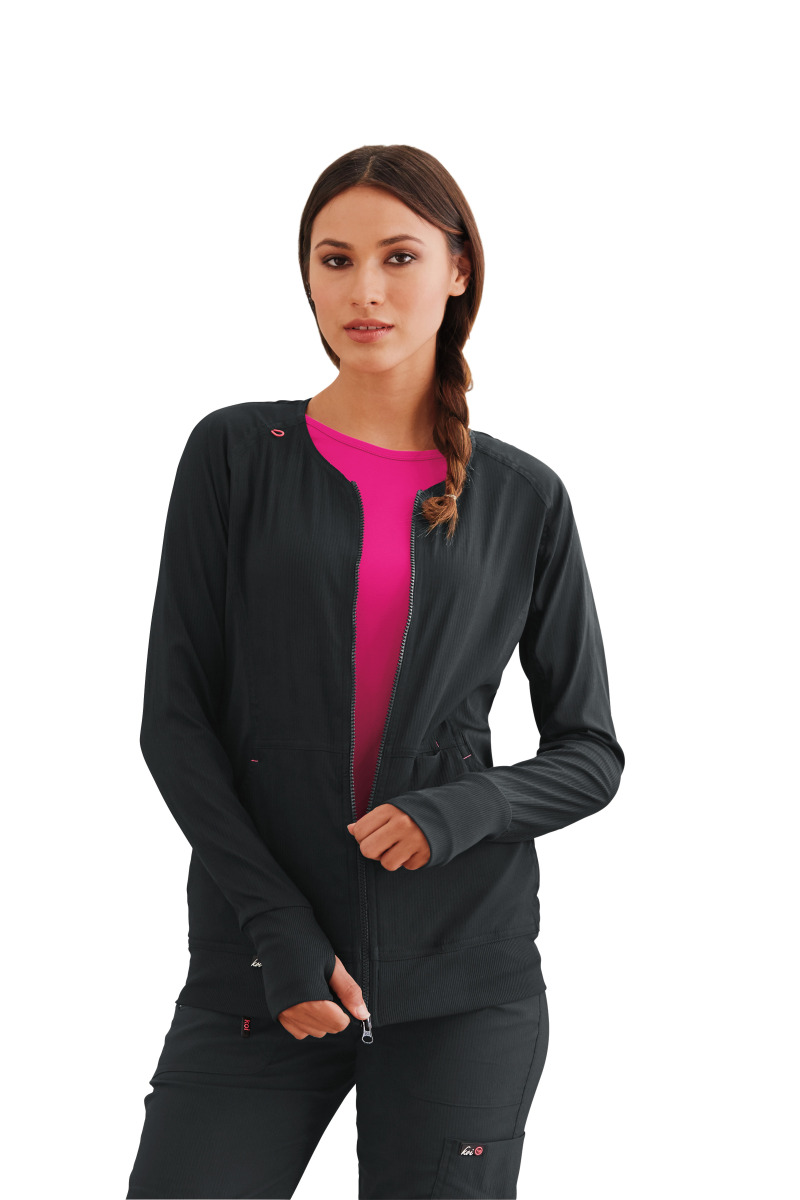 3884ff3c38c Clarity Jacket. Combination In Stock. $38.99. koi Lite. 445