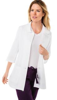 Amber Lab Coat-