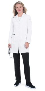 Her Everyday Lab Coat-