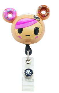 Retractable Badges-koi tokidoki