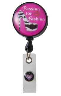 Koi Retractable ID Badges-