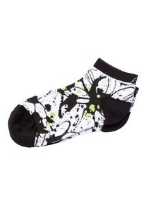 Koi Novelty Ankle Socks-koi Med Accessories