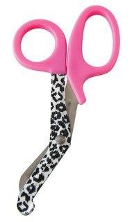 Printed Scissors-koi Med Accessories