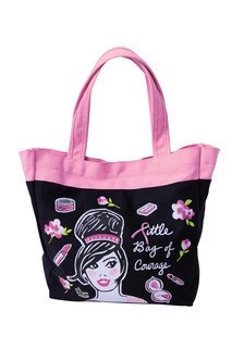 A113PRM Tote Bags-koi Med Accessories