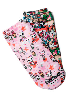 Sublimation Socks-koi Med Accessories
