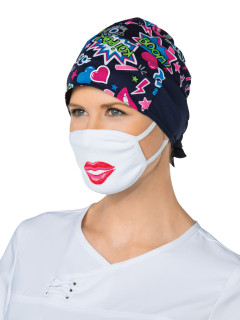 Surgical Mask (4-pack) - Kiss Mark-koi Med Accessories