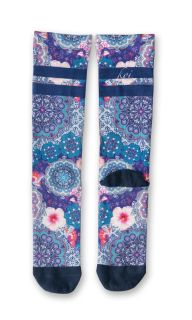 Compression Socks 3-pk-koi Med Accessories