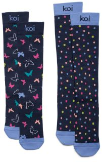 Compression Socks 2-Pack-koi Basics