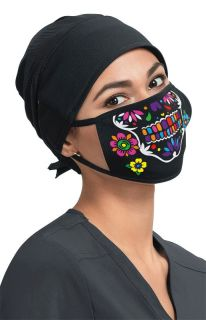 Knit Fashion Mask-