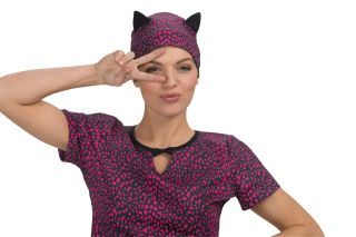 Betsey Printed Surgical Hat-