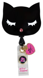 Betsey Retractable Badges-