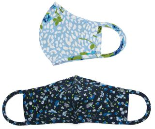 Reversible Fashion Mask 2-pc-