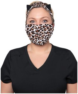 Fashion Mask+ Cat Headband set-koi Betsey Johnson