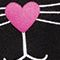 Betsey's Kitty & Heart