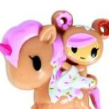 Tokidoki Donutella & Unicorno