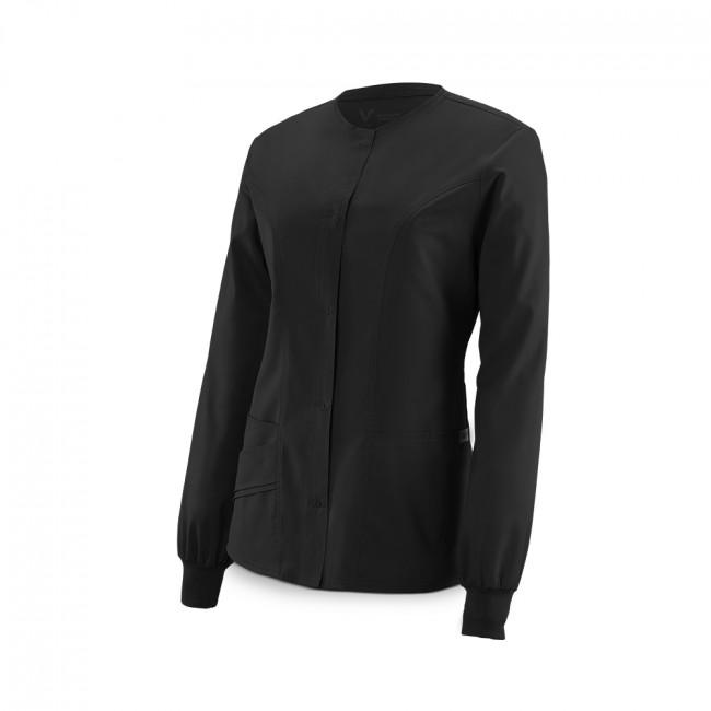VESTEX Signature Stretch Women's Warm Up Scrub Jacket