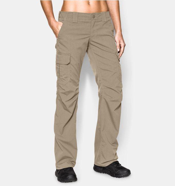 UA TAC Womens Patrol Pant