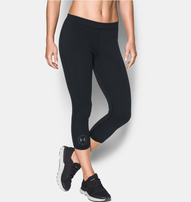 UA Freedom Training Capri Women's Leggings