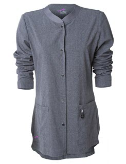 Snap Front Versa-Tec Warm-Up Jacket