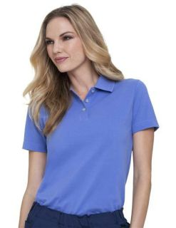 Female Fit Polo-Landau