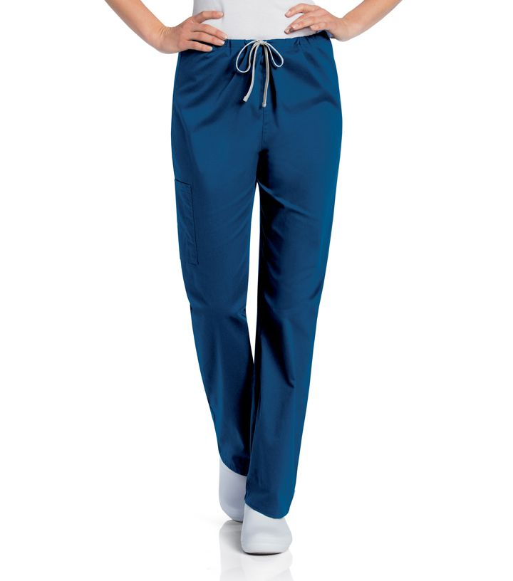 All Day Unisex Cargo Scrub Pant-