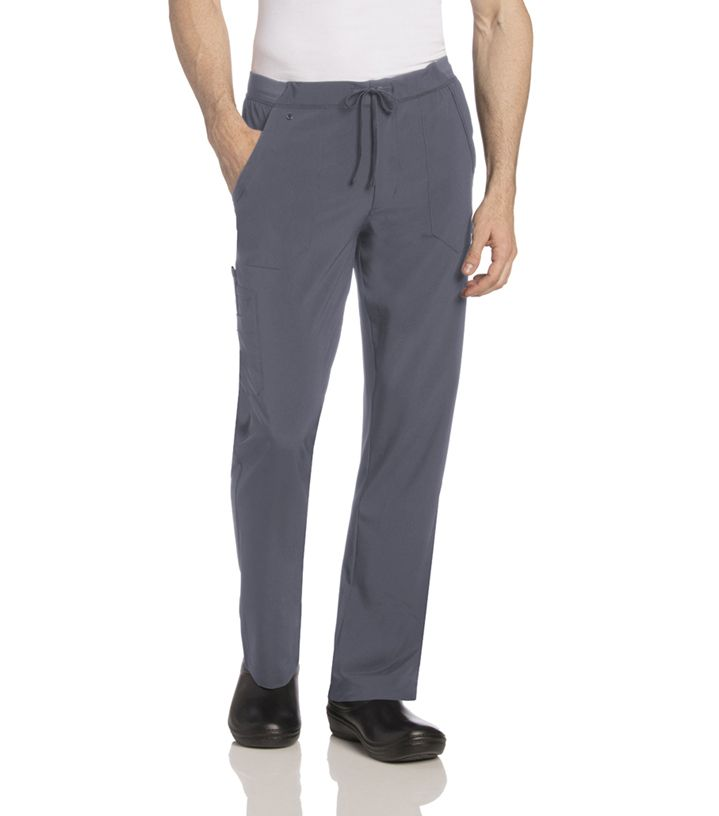 DEAL - Landau Men's Media Cargo Scrub Pant-
