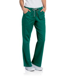 All Day Ladies Full Elastic Cargo Pant - 2035-Landau
