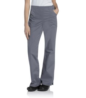 Pre-Washed Ladies Flat Front Cargo Pant - 2036