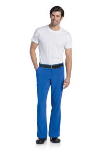 Landau Mens Drawstring Pant With Belt Loops