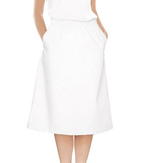 Womens A-Line Skirt-Landau