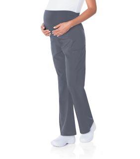 ProFlex Maternity Crossover V Neck Tunic- 2399-Landau
