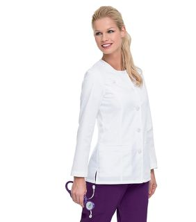 Landau Smart Stretch Scrub Jacket-