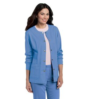 Womens Pre-Washed Warm-Up-Landau
