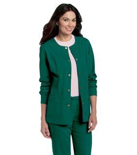 WSL PreWash Knit Cuff Warm-Up Jacket by Landau-Landau