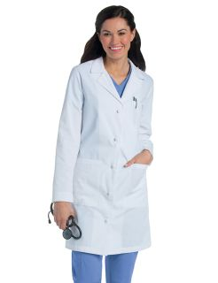Womens Knot Button Lab-