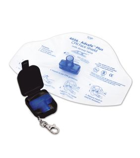 Adsafe Face Shield Plus w/Keychain - Adc