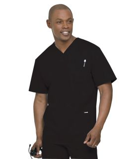Mens Stretch 4-Pocket Top