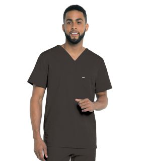 4127 Landau Men's V Neck Top-Landau