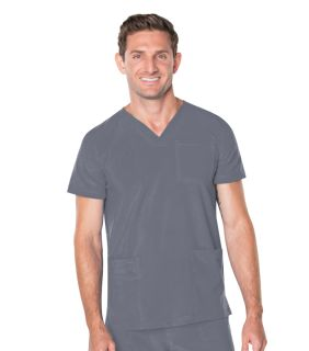 ProFlex Men's 4 Pocket Stretch Top - 4253-Landau