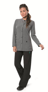 Snap Front Versa-Tec Warm-Up Jacket