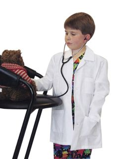 Landau Children's Lab Coat-Landau