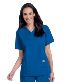 Scrub Zone Ladies Multi-Pocket Tunic - 70221 -Landau