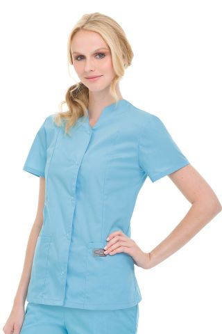70223 Snap Front Tunic
