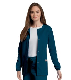 Womens Warm-Up Jacket-Landau