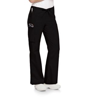 Womens Flare Cargo Pant-