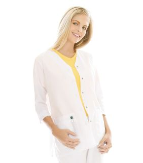 Womens 3/4 Sleeve Tunic/Jacket-Landau