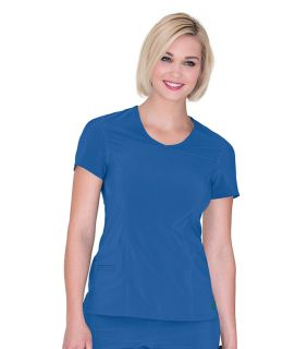 Womens Propel Surplice Top-Urbane