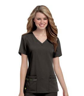 Womens Julie Classic 4-Pocket Tunic-Urbane